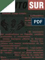Viento Sur, nº 048, enero 2000
