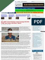 Dpc Kspsi Tuntut Auditterhadap Puk Spsi 2009-2012