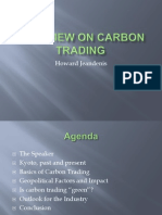 Carbon Trading Overview