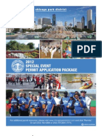 CHICAGO 2012 Special Event Permit Application2
