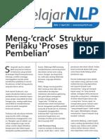 Newsletter RFR - Meng-CRACK- Struktur Prilaku'Proses Pembelian'