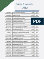INTECO - Programa 2012