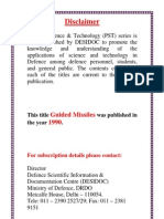Guided Missiles - DRDO