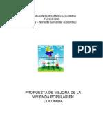 Proyecto de Vivienda FUNEDICOL