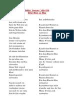 Lagu Jerman