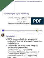 DSP lec 1
