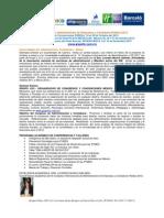 Invitación congreso de Admon y conta 3 SEDES Puebla , Mazatlan y Riviera Maya