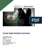 Kovair Agile Solution Overview