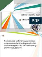 Non Biological Test Radix