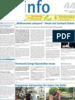 Stadtinfo Aalen - KW 31 - 2012