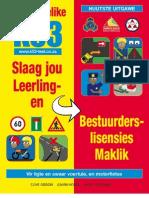 Die Amptelike K53 Slaag Jou Leerling- En Bestuurderslisensies Maklik (Uittreksel)