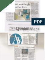 Casa Betania sulla stampa
