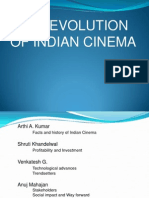 Indian Cinema PPT