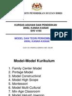 Model Dan Teori Perkembangan k2