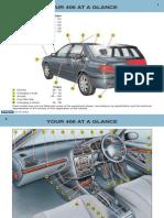 Peugeot 406 Owners Manual 2003