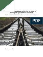 Microsoft Word Rapport Samenwerkingsverbanden