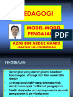Kuliah 5 Model Behaviorisme