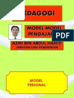 Kuliah 7 Model Personal