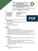 Rpp AE1 - Merancang Web Data Base Unt Konten Server