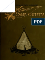 Camping and Camp Outfits. a Manual of Instruction for Young and Old Sportsmen (1890)