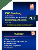1 if Rss for Academics and Educators Wells