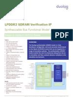 Duolog LPDDR2 Brochure v1