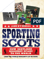 Sporting Scots by John K V Eunson