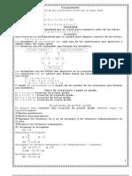 Ecuaciones 2do y Tercero CEB 2011
