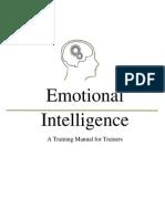 Training Manual for Emotional Intelligence