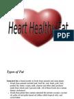 Heart Healthy Fat