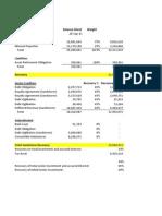 Liquidation Scenarios 7-11-12