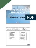CORG - Grupos