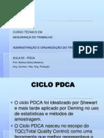 Aula 3 - PDCA