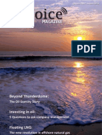 OilVoice Magazine | August 2012