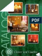 Clover Leaf Candles Sept2011 Catalog