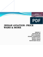 Indian Aviation Price Wars & More