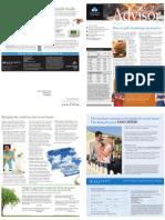 The Alliant Advisor, Summer 2012 Newsletter