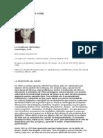 Octavio Paz - La Tradicion Del Haiku