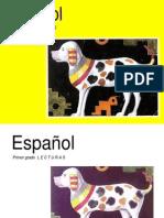 EspañolLecturasPrimerGrado1994