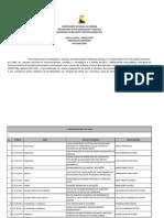 RESULTADO SELEÇÃO PIBIC COTA 2012-2013