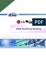 2008 Roadmap Meeting at Seoul