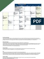 Peel LGBTTIQQ2S Monthly Calendar_Aug 2012