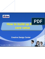 How to Build Up Arima Core Value_PA5