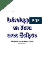 Dev en Java Avec Eclipse