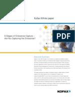 Wp Kofax 5 Stages of Enterprise Capture En