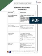 24 Business Research Document Appendix