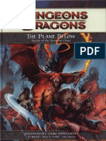 D&D 4th Edition the Plane Below