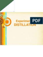 Distillation 4