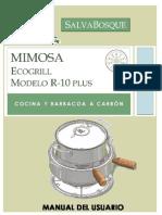 Manual Del Usuario Mimosa R-10 Plus