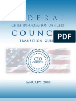 Federal CIO Transition Guide Jan2009